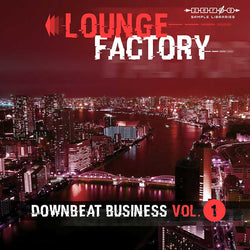 Zero-G Lounge Factory - Dowbeat Business Vol 1 cover