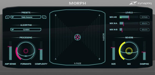 Download Zynaptiq Morph 2