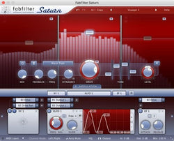 Download FabFilter Saturn