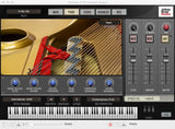 Interface Garritan Abbey Road Studios CFX Concert Grand