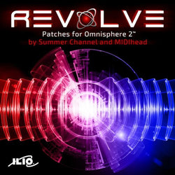 Download Ilio Revolve for Omnisphere 2