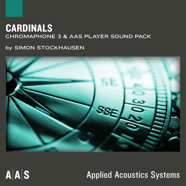 AAS Cardinals Chromaphone 3 Sound pack