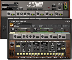 applied acoustic systems string studio ultra analog plugin synth bundle