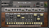 Install AAS String Studio VS-2