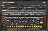 AAS String Studio VS-3 Play GUI