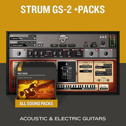 AAS Strum GS-2 + packs