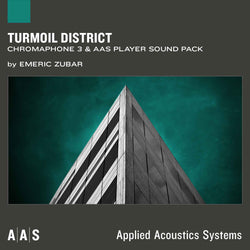 AAS Turmoil District Chromaphone 3 Sound Pack