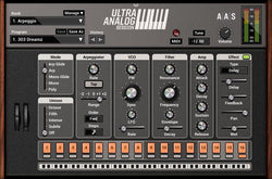 AAS Ultra Analog Session