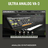 AAS Ultra Analog VA-3 Synth