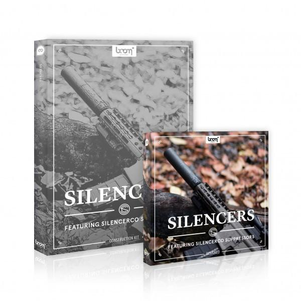 Download Boom Library Silencers Bundle