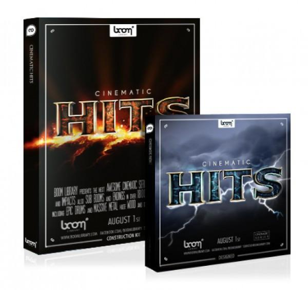 Download Boom Library Cinematic Hits Bundle