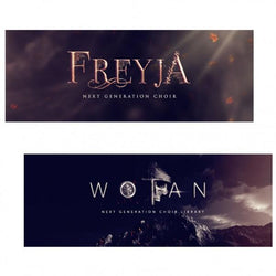 Strezov Sampling Freyja, Wotan Bundle