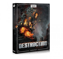 Download Boom Library Destruction Construction Kit