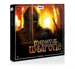 Download Boom Library Medieval Weapons Designed HD