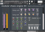 Buy Sound Dust Modular Chaos Engine 4 Steel Drum Percussion Room