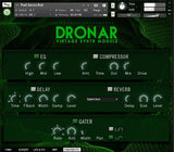 Review Gothic Instruments DRONAR Vintage Synth