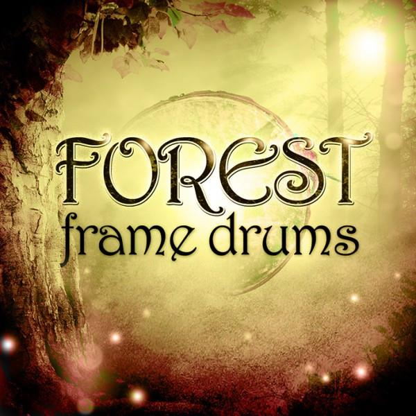Download Impact Soundworks Forest Frame Drums