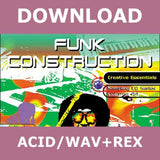 Download Zero-G C.E. Vol.24 Funk Construction