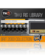 Overloud Choptones Brit 2000 Collection TH-U Rig Library