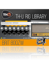 Overloud Choptones Brit 800 ZW TH-U Rig Library