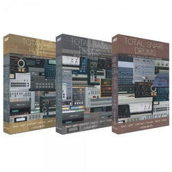 Download Zero-G Total Drums Bundle