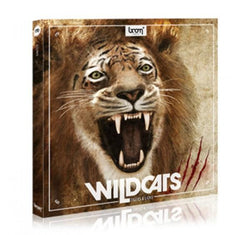 Download Boom Library Wildcats Tigers & Lions