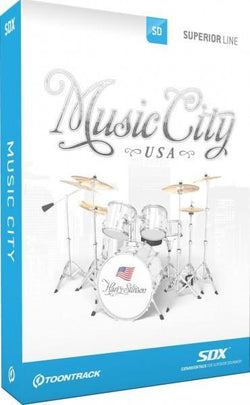 Download Toontrack SDX: Music City USA