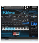 Kontakt Soundiron Antidrum Machine