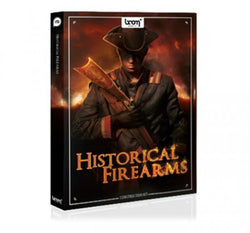 Download Boom Library Historical Firearms Construction Kit