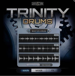 Best Service Trinity Drums