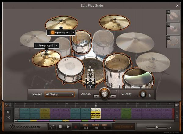 Toontrack EZdrummer 2 – Time+Space