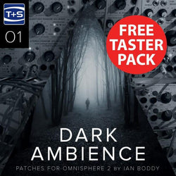 FREE Dark Ambience patches for Omnisphere - TASTER PACK
