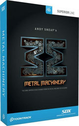 Download Toontrack SDX: Metal Machinery