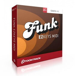 Download Toontrack EZkeys Funk MIDI Pack