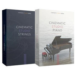 Cinematic Studio Strings and Piano Bundle