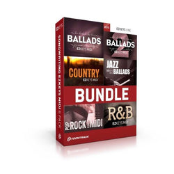 Download Toontrack EZkeys Songwriting MIDI 6 pack