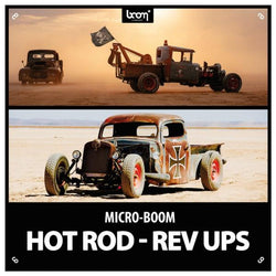 Download Boom Library Hot Rod Rev Ups
