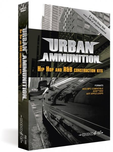 Download Zero-G Urban Ammunition