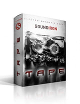 Download Soundiron TAPE Electro Magnetic Decay