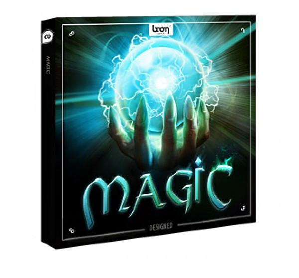 Download Boom Library Magic Designed