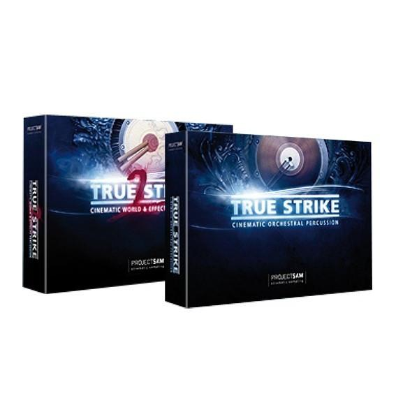 Download ProjectSAM True Strike 1 & 2 Bundle