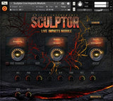Interface Gothic Instruments SCULPTOR Live Impacts Module