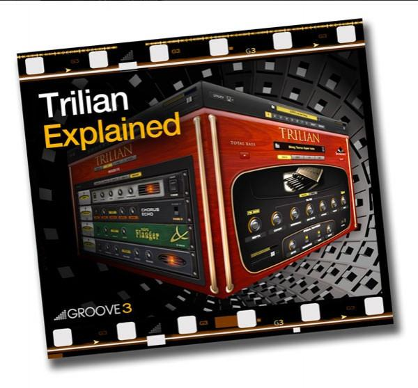 Download Groove 3 Spectrasonics Trilian Explained