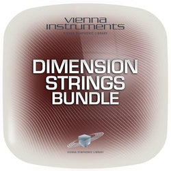 VSL Vienna Dimension Strings Bundle FULL