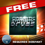 FREE Impact Soundworks Cinematic Synthetic Drums