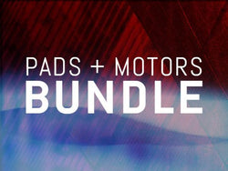 Umlaut Audio Motors and Pads Bundle