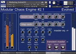 Download Sound Dust Modular Chaos Engine 2 Evolved