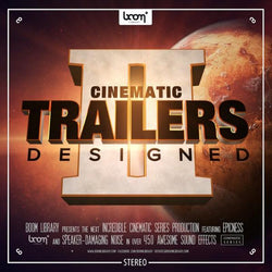 Download Boom Library Cinematic Trailers Designed 2