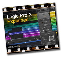 Download Groove 3 Logic X Explained
