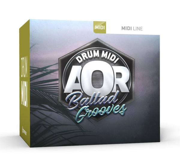 Download Toontrack AOR Ballad Grooves MIDI